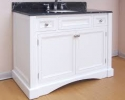 "Empire Newport 42"" Vanity White"