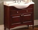 Empire Windsor Vanity Cognac Finish