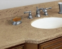 Transolid Sand Mountain With White Bowl