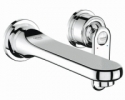 Grohe Veris Wall Mount Lavatory Faucet