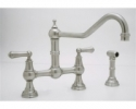 Rohl Perrin Rowe Bridge Kitchen Faucet