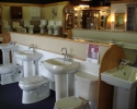 Assorted Pedestals And Toilets