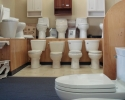 Assorted Toilets
