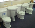 Toto And Kohler Pedestals And Toilets