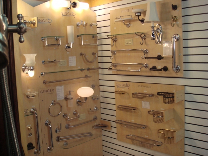Ginger Bath Accessories. Plumbing Parts Plus Showroom Photo Gallery   Plumbing Parts Plus