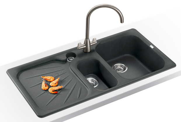Superior Franke Atlantis Composite Sink