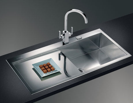 Designer Stainless Steel Sinks : ... Parts Plus Kitchen Sinks & Bathroom Sinks Showroom in Rockville, MD