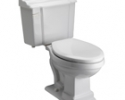 Barclay Products Stanford Elongated Toilet