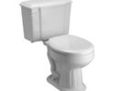 Barclay Products Vicki Round Front Toilet