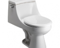 Barclay Products Vogue Round Front Toilet