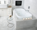 Aquatic Luxeair 21 Drop in Tub