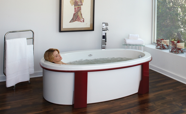 Plumbing Parts Plus Bathtubs And Hot Tubs Plumbing Parts Plus - Free standing jetted soaking tub