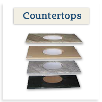 Countertops-Button